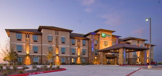 Holiday Inn Express Hotel Marble Falls Photo
