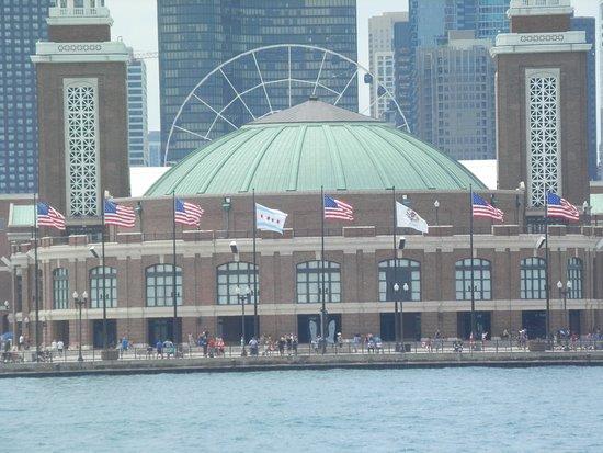 Tall Ship Windy: Navy Pier.