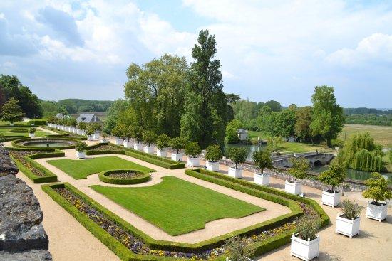 Rigny-Usse, Frankrig: Château d'Ussé