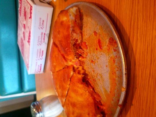 Connellsville, Пенсильвания: Delicious pizza