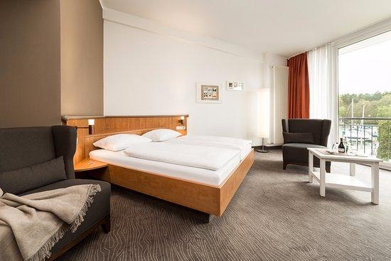 Hotel Spree-idyll: Appartement zur Spreeseite