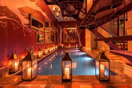 Riad karmela princesse b b marrakech maroc voir les for Riad marrakech piscine chauffee