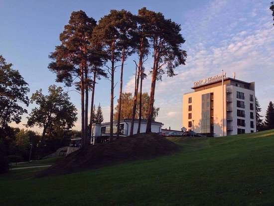 Otepaa, Estonia: Гостиница GMP Clubhotel