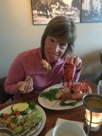 New Glasgow, Canadá: Great Lobster