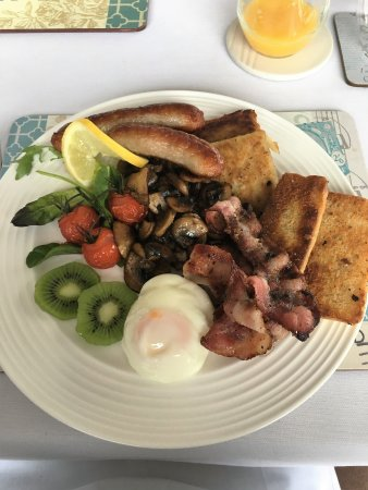 Greyabbey, UK: Breakfast choice and the amount of food is hard to beat