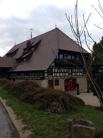 Hausen ob Verena, Tyskland: Exterior view.