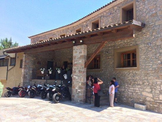 Monistrol de Calders, Spanje: Solo he podido hacer las fotos de los entrantes, que por cierto, estaban buenos