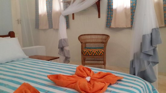 Baobab Beach Backpackers: Executive beach front chalet
