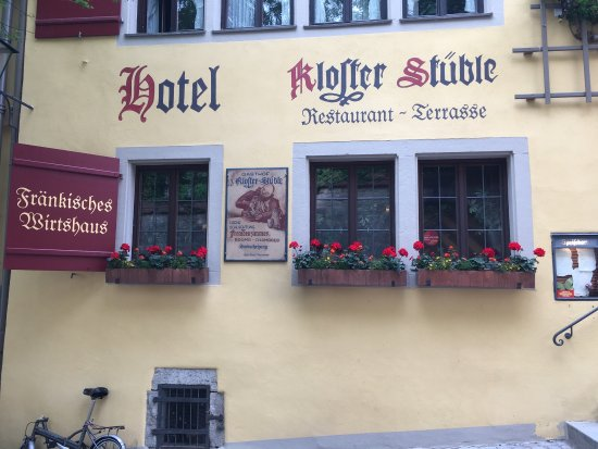 Hotel Klosterstueble: photo0.jpg