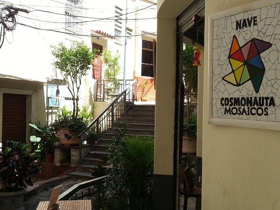 Cosmonauta Mosaicos