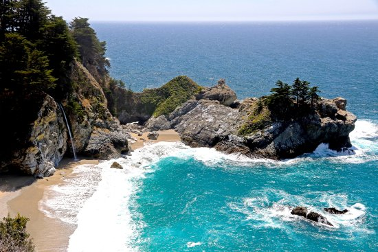 Julia Pfeiffer Burns State Park: McWay Falls #2