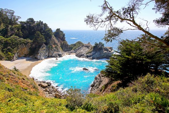 Julia Pfeiffer Burns State Park: McWay Falls #3