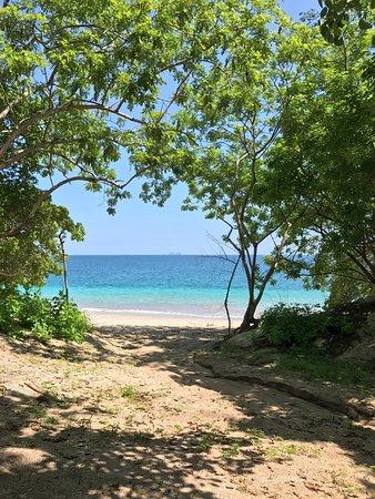 Playa Conchal: Beach at the resort