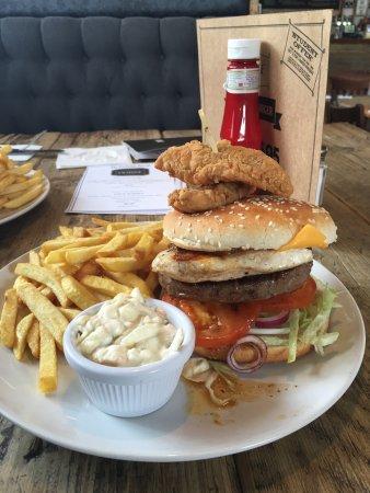 Hanley, UK: The Exchange Bar and Kitchen