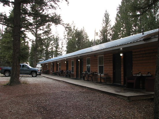 Skookumchuck, Kanada: Kitchenette Motel Rooms