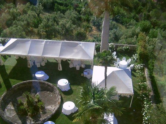 Park Hotel Villa Grazioli: Wedding Area
