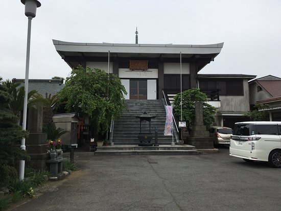 Myoan-ji Temple