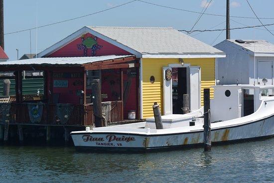 Reedville, VA: Crab Shack