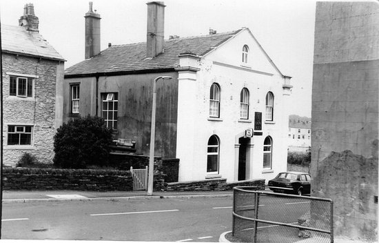 Great Harwood, UK: Very old photo of the pub 😌