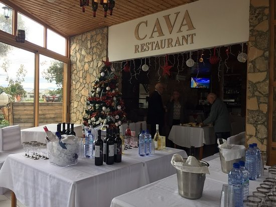 Episkopi, Kıbrıs: CAVA WINE TASTING