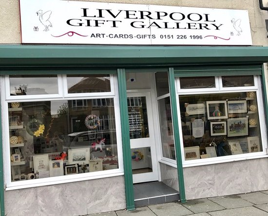 ‪Liverpool Gift Gallery‬