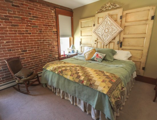 Paonia, CO: Apple Blossom Room