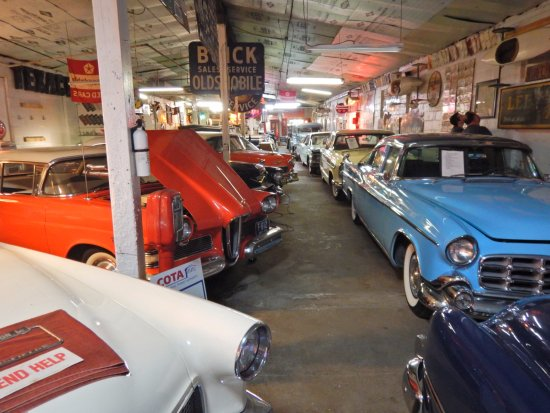 Wagner hagans auto museum picture of wagner hagans auto for Euro motors harrisburg pa