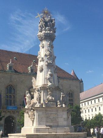 Holy Trinity Column: May 2017