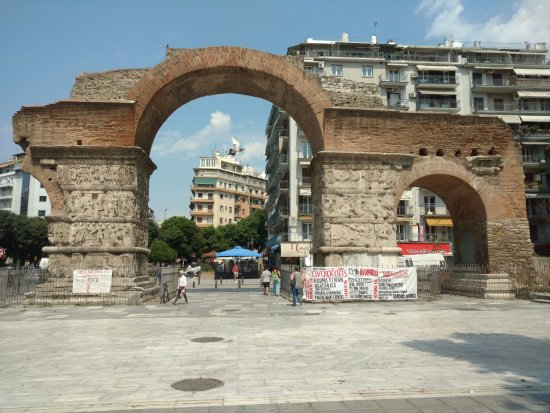 Arch of Galerius - Photo de Arch of Galerius ...