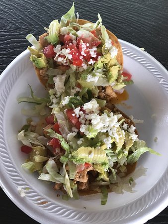 Ruskin, FL: Awesome Tostadas!