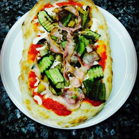 Solza, Italia: Pizzeria del Tasso