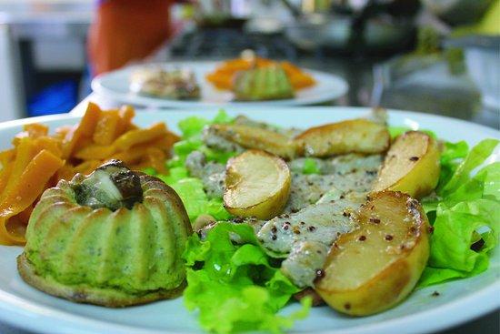 Les ganivelles nouvelle aquitaine restaurant avis for Aquitaine cuisine