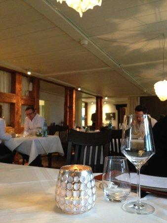 Hausen ob Verena, Tyskland: Restaurant interior.