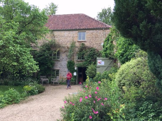 South Petherton, UK: The Malthouse where you get the tickets and perhaps a tea or coffee and look in the fine gallery