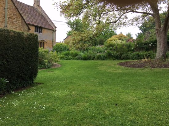 South Petherton, UK: The house - not open to the public