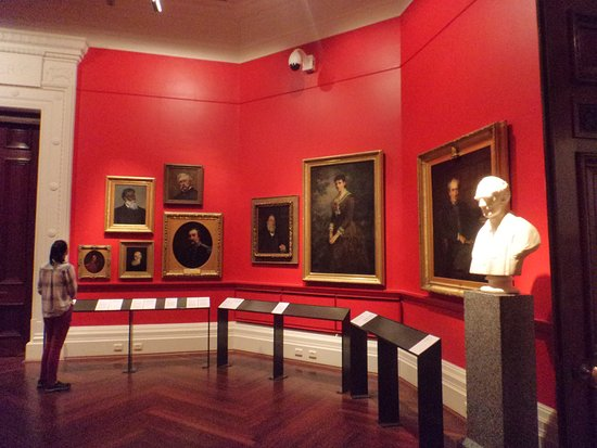 State Library of Victoria: Cowen Gallery