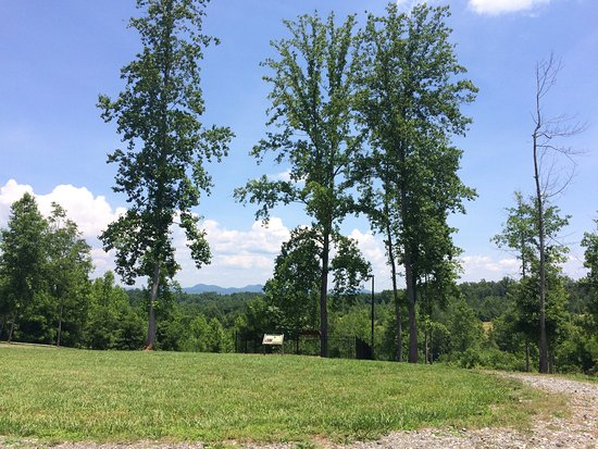 Rutherfordton, NC: Bechtler Mint Site Historic Park
