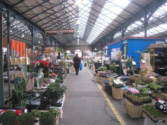 Wholesale Fruit Vegetable And Flower Market
