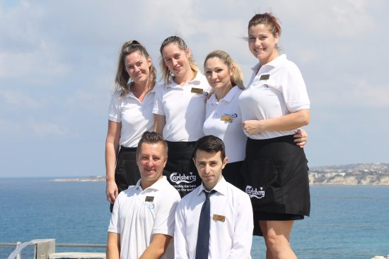 Theo Sunset Bay Holiday Village: the amazing staff