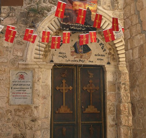 in the Armenian Quarter