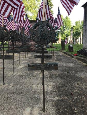 Marietta, OH: Mound Cemetery