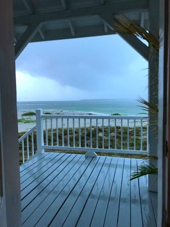 June Storms over Boca Grande Pass.  Photo taken from the Port Boca Grande Lighthouse.