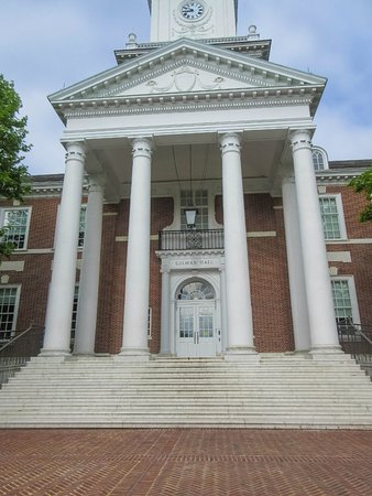 The Johns Hopkins University: Gilman Hall