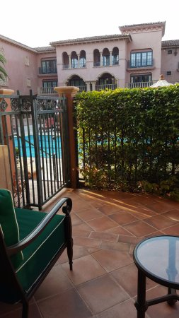 Fairmont Grand Del Mar: Our room had direct pool access