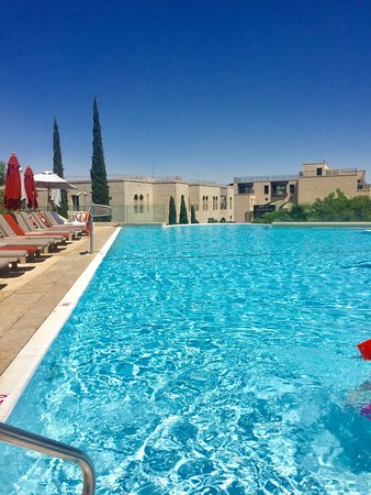 David Citadel Hotel: Amazing pool of the David Citadel