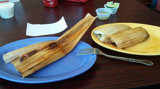 Fairfax County, VA: Tamales