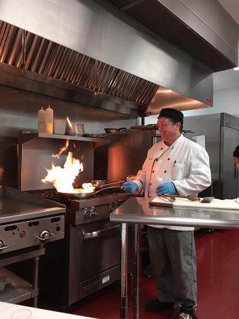 ชีบอยกัน, วิสคอนซิน: Chef Bernie