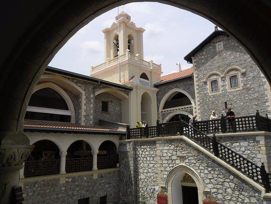 Pedoulas, Siprus: Киккский монастырь