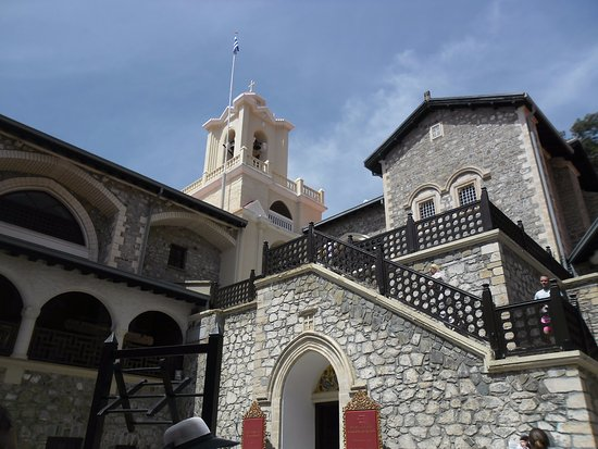 Pedoulas, Siprus: Колокольня