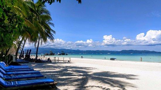 Sea Wind Boracay Island Photo